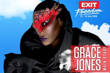 GRACE JONES dolazi na EXIT!