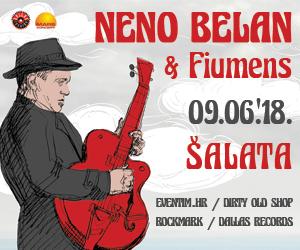 Neno Belan koncert Šalata, Zagreb