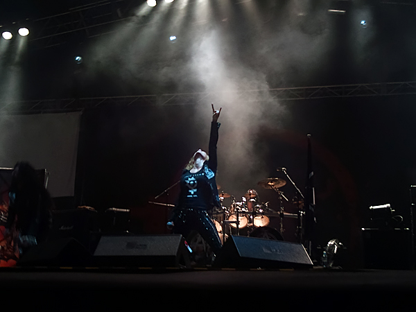 Arch Enemy, MetalCamp 2011, Samsung Galaxy, foto: Ana Artuković, koncertna fotografija