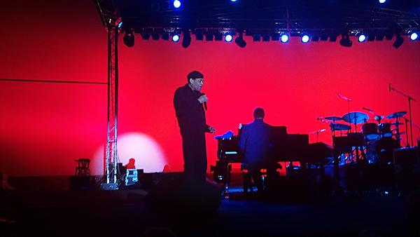 Al Jerreau 2010, HTC Desire, foto: Matilda Rudec, koncertna fotografija