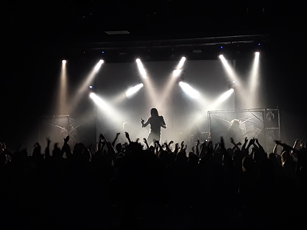 Equilibrium 2018, Samsung Galaxy J7, foto: Matilda Rudec, koncertna fotografija