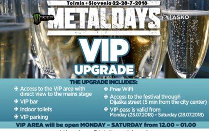 MetalDays VIP ulaznice