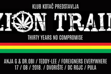 Zion Train 30 Years
