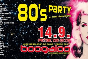 80s party