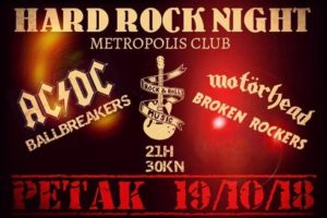 ACDC i Motörhead night