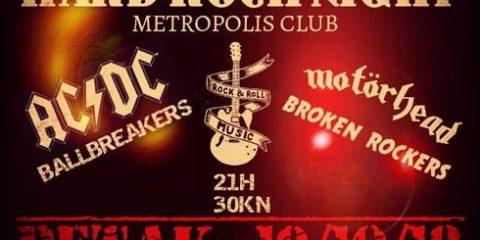 ACDC i Motörhead night