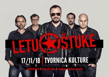 Letu Stuke - Dom sportova