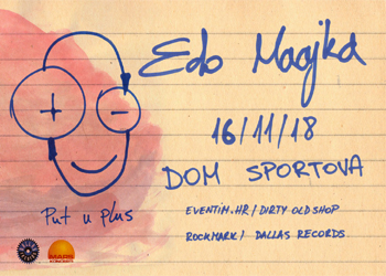 Edo Maajka - Dom Sportova