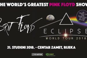 Brit Floyd 21.11.2018. u Rijeci