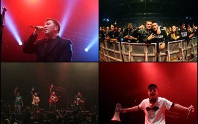 koncertna fotografija, Edo Maajka u Domu sportova 16.11.2018.