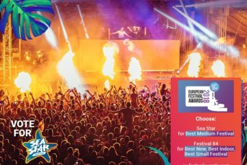 Sea Star festival nominiran za najbolji europski festival