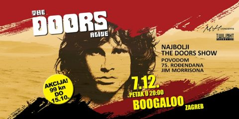 The Doors Alive