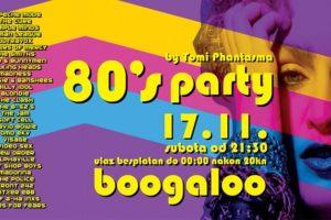 80s party by Tomi Phantasma