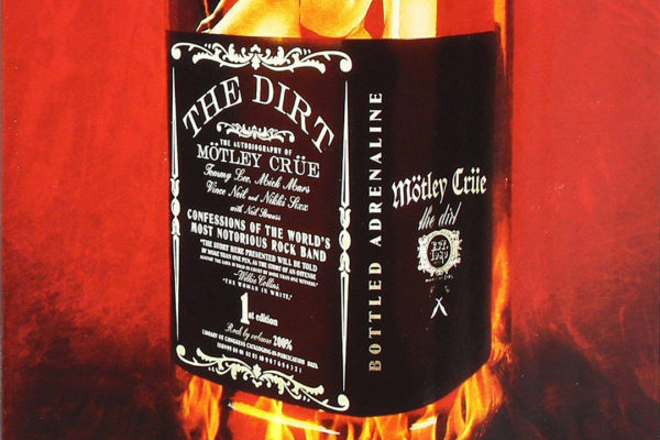 Motley Crue film, The Dirt