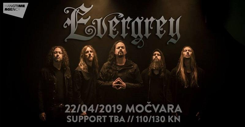 Evergrey u Zagrebu!