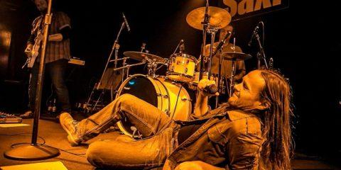 Velika U2 fešta u Saxu 31.1.