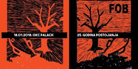 FAKOFBOLAN u riječkom Palachu slave 25. rođendan