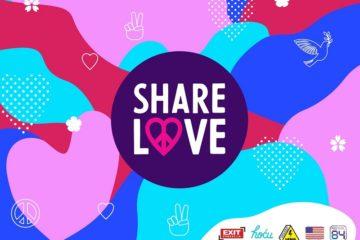 #ShareLove