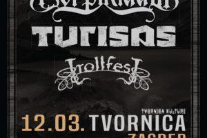 Korpiklaani Turisas i Trollfest