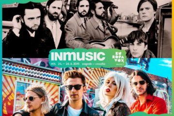 Fontaines D.C. i Black Honey nova imena Europavox stagea na INmusic festivalu #14!