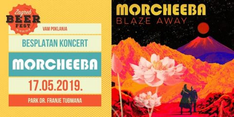 Morcheeba at Zagreb Beer Fest 2019