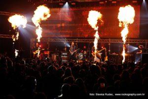 Vatra, koncertna fotografija, Vatra xx