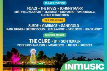 INmusic festival #14 objavio nastup izvođača po danima!