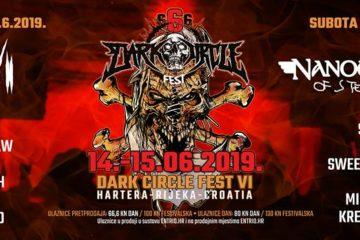 Dark Circle Fest VI - Posljednje izdanje najmračnijeg riječkog festivala