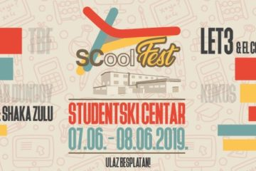 SCool Festu 2019