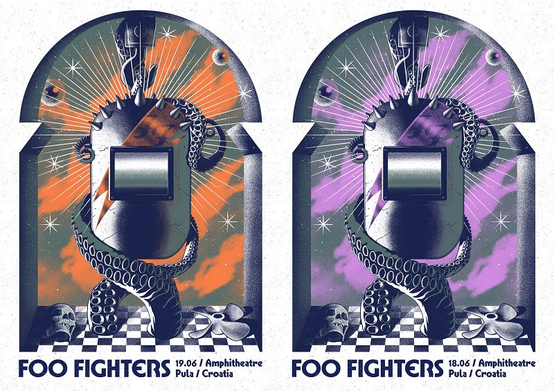 Foo Fighters - Aleksandar Živanov