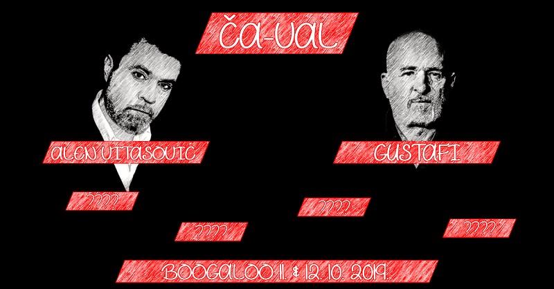 Velika Ča-val fešta uz Alena Vitasovića i Gustafe u Boogaloou!