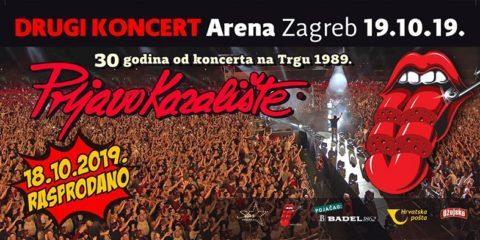 Prljavo Kazalište @ Arena Zagreb • 19.10.2019