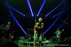 Kojoti - Početak snimanja dokumentarca na koncertu u Tvornici kulture