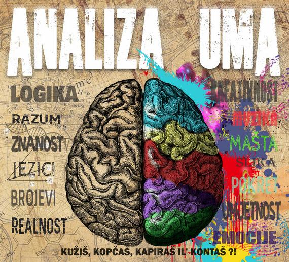 Pjesmom 'Istina' Analiza umA predstavlja novi studijski album Kužiš, kopčaš, kapiraš il' kontaš ?!