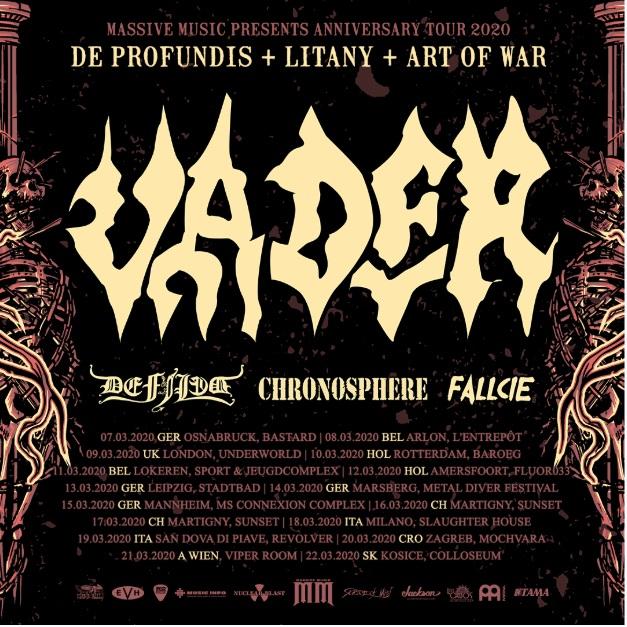 Vader Tour
