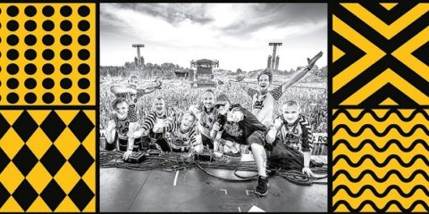 """Live Pol'and'Rock Festival 2018"" - Live album Dubioze!"
