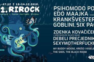41. Ri Rock festival