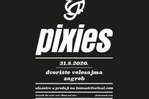 Pixies se vraćaju u Zagreb