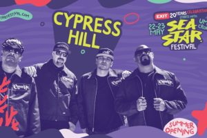 Cypress Hill na Sea Star Festivalu!x