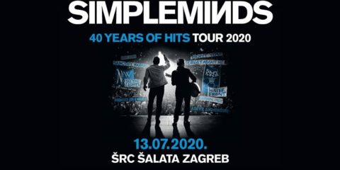 Simple Minds u Zagrebu!