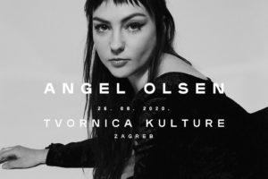 Angel Olsen u Tvornici kulture