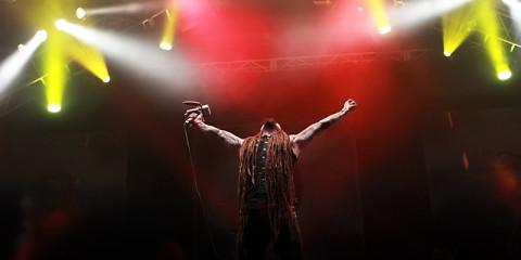 Amorphis at Metalcamp, Tolmin 2011