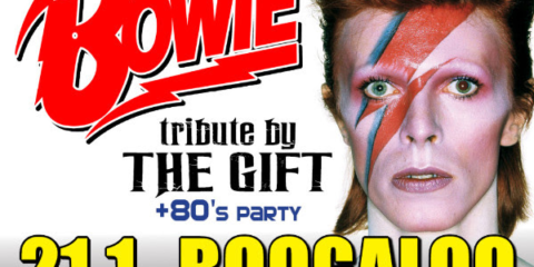 Lets dance with Bowie