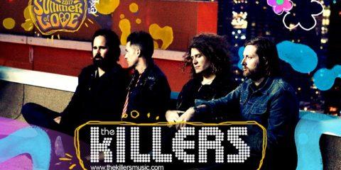 The Killers na nultom danu Exit Festivala