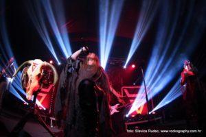 Arkona Boogaloo Zagreb 2018, koncertna fotografija
