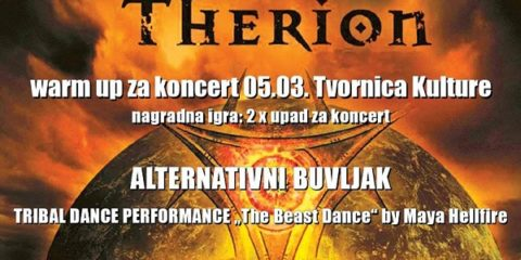 Metal Night Therion