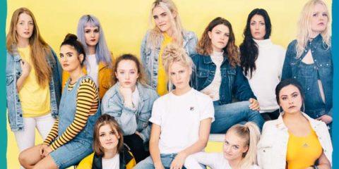 Islandski femme hip-hop kolektiv Reykjavíkurdætur