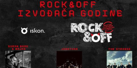 Rock i off živi vječno: Bare & Majke, Jonathan i The Strange