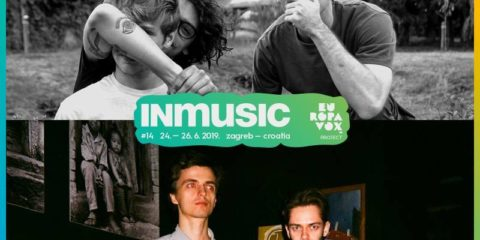 Lysistrata i Super Besse nova pojačanja Europavox pozornice na INmusic festivalu #14!