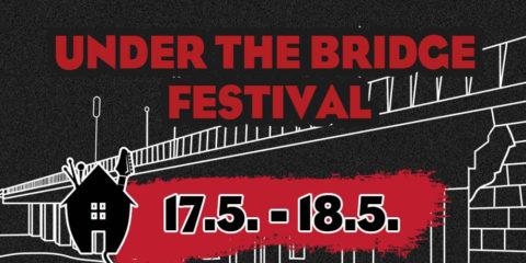 Under The Bridge Fest, Under The Bridge Fest 2019., Glazbena kuca Bundek,